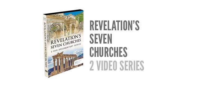 Newest Release: Revelation's Seven Churches