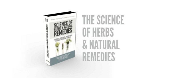 Newest Seminar 2020: Science of Herbs & Natural Remedies