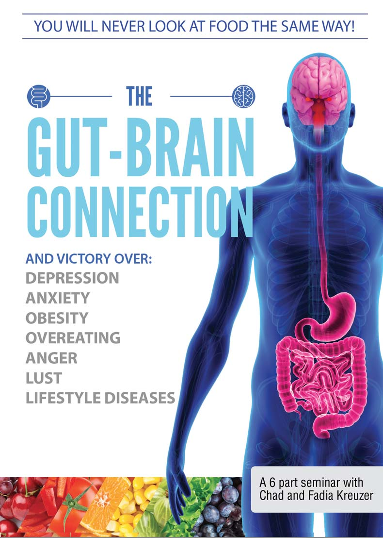 Gut Brain Connection >> Order Our Newest Health Seminar The Gut Brain Connection 6 Dvd Set
